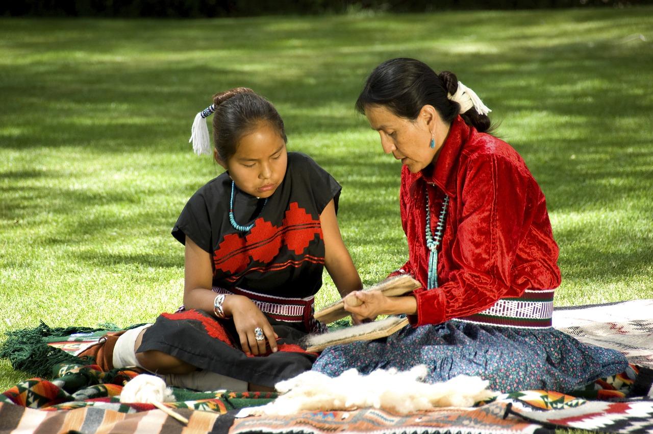 ナバホ族と日本人は先祖がいっしょ!?モニュメントバレーの先住民族