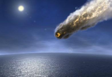 Okyanusa Düşen Bir Asteroit Tsunami Yaratabilir Mi?