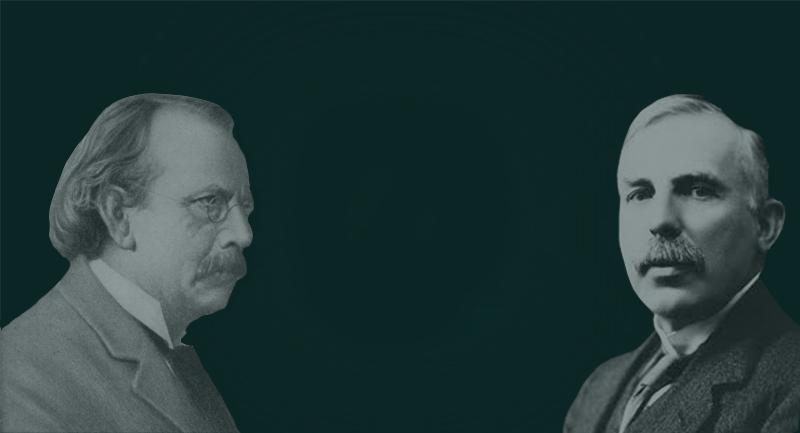 Thomson ve Rutherford - Atom Modelleri