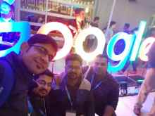 Ratan Jha to Google TC Summit 2017