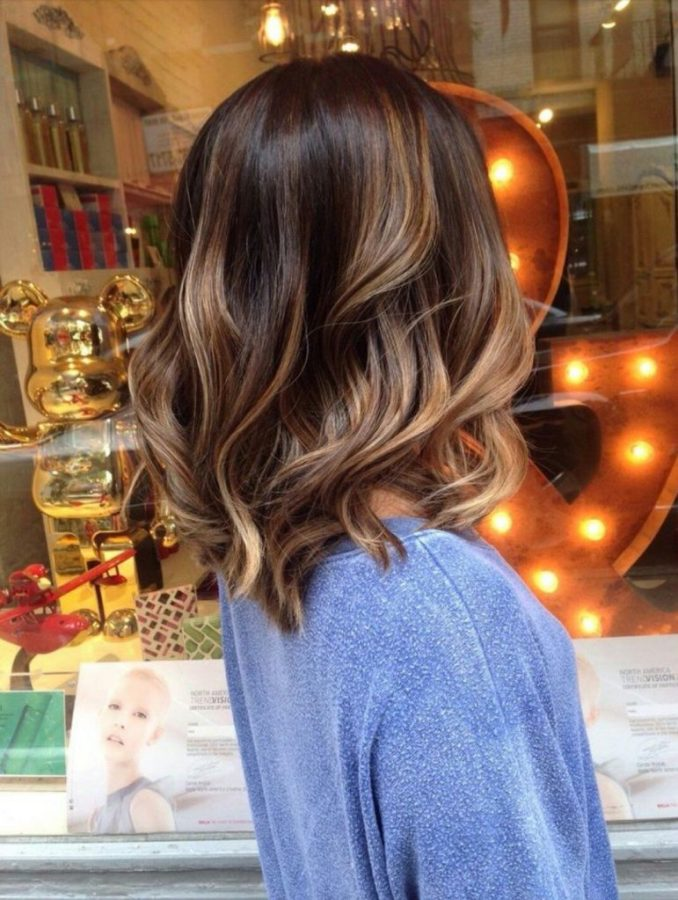 Hair Dyeing Trends in Autumn 14