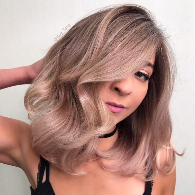 Hair Dyeing Trends in Autumn 3