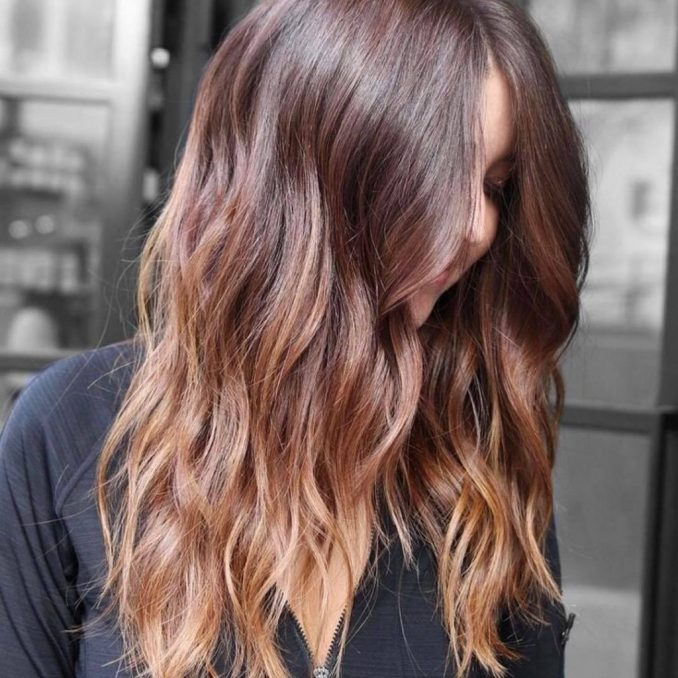 Hair Dyeing Trends in Autumn 2