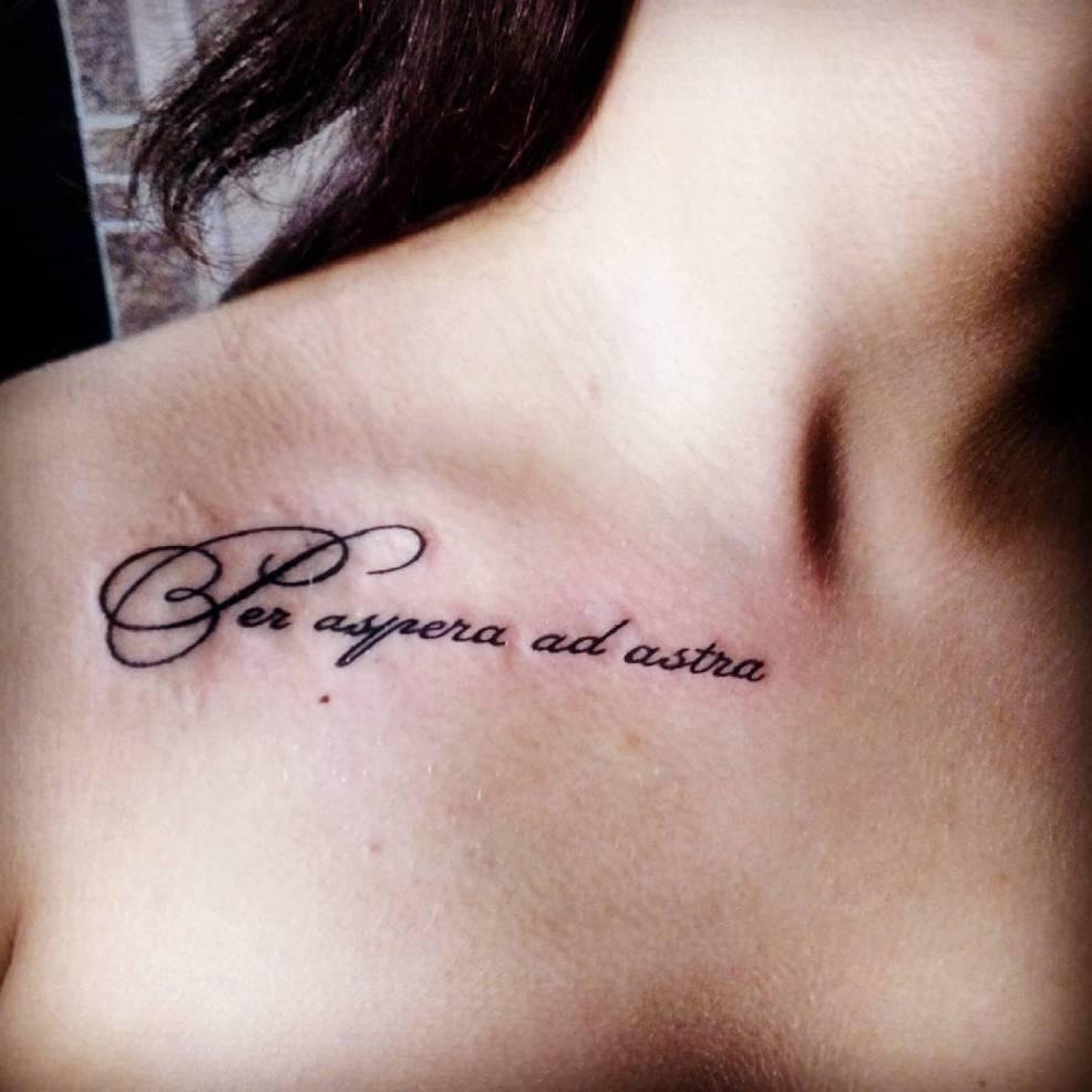татуировки на латыни популярные надписи с переводом