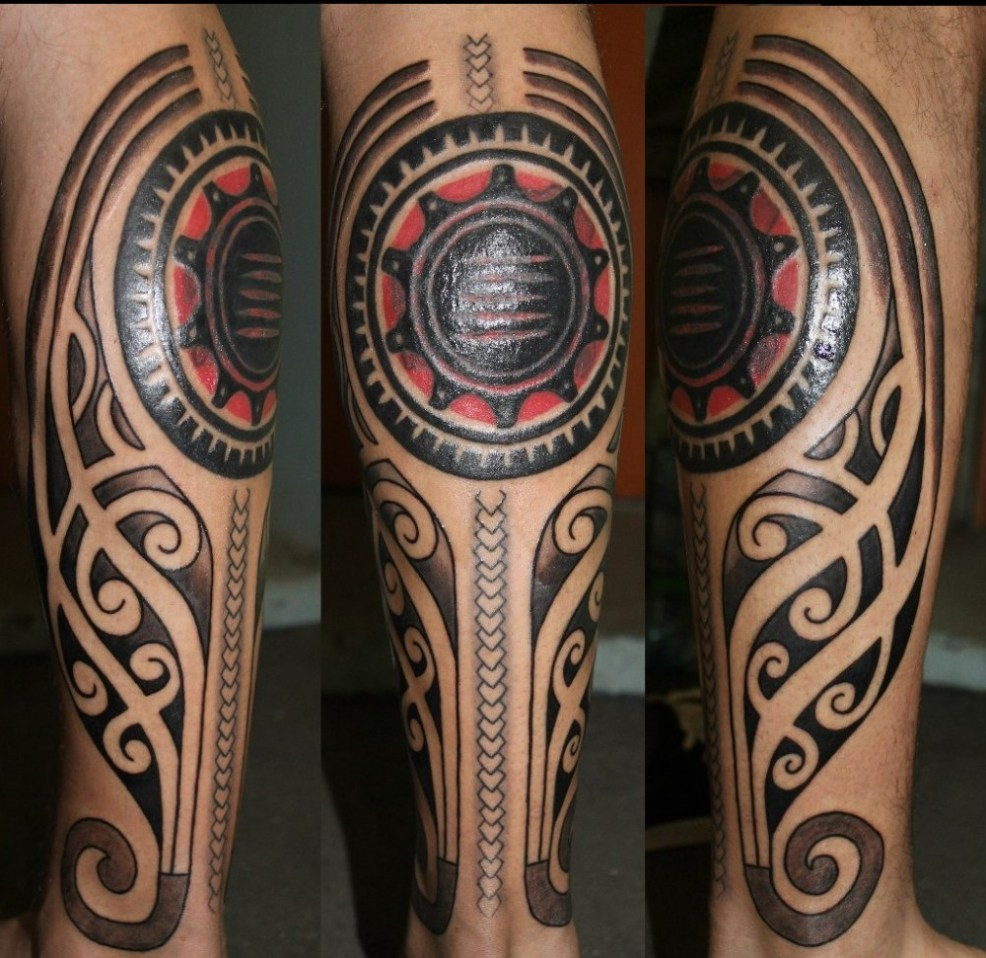 тату полинезия мужские и женские варианты эскизы и их значения