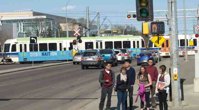 "<span class=""entry-title-primary"">Transportation for interactive communities</span> <span class=""entry-subtitle"">Edmonton's roads are a battlefield between drivers and transit</span>"