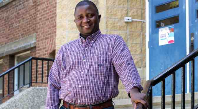 """<span class=""""entry-title-primary"""">Helping immigrants settle and integrate</span> <span class=""""entry-subtitle"""">Organization helps African immigrant youth and families make Edmonton home</span>"""