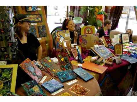 Find one-of-a-kind gifts at The Carrot Christmas Arts Bazaar. | Supplied