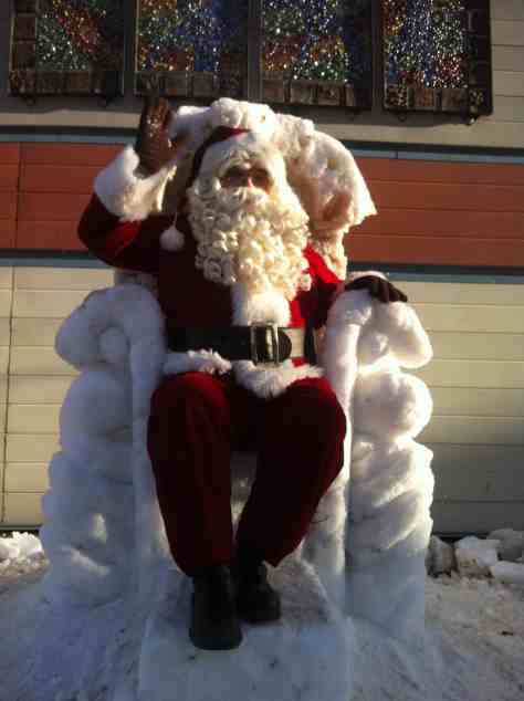 There's a whole weekend of holiday festivities with Yule Ave. | Frank Zotter