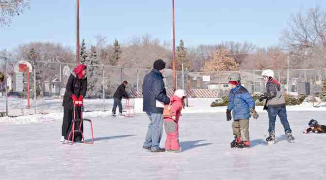 "<span class=""entry-title-primary"">Outdoor community rinks holding firm</span> <span class=""entry-subtitle"">Beating the odds relies on residents' support</span>"