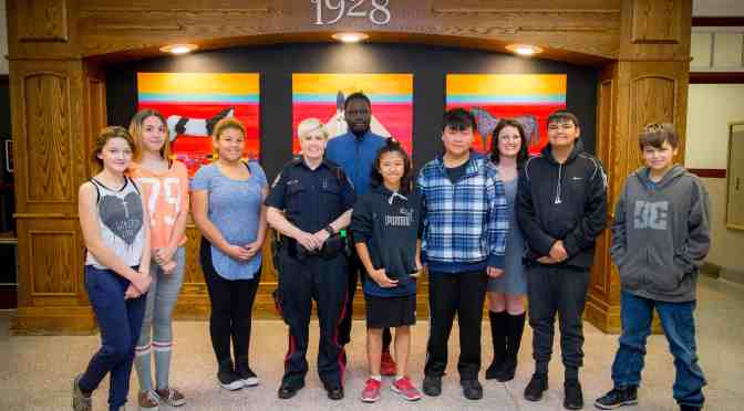 "<span class=""entry-title-primary"">Bringing police presence to city schools</span> <span class=""entry-subtitle"">Student Resource Officer helps youth and the community</span>"