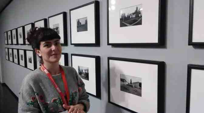 """<span class=""""entry-title-primary"""">Photographer captures a shot of our past</span> <span class=""""entry-subtitle"""">Streetscapes and local entrances showing at art gallery</span>"""