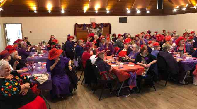 """<span class=""""entry-title-primary"""">Red Hat clubs bring friendship and fun</span> <span class=""""entry-subtitle"""">Local club enjoyed a Ukrainian luncheon in September</span>"""