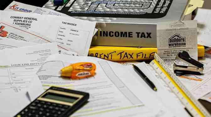 Preparing for this year's tax season