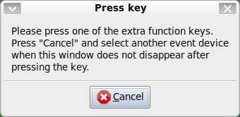 Press key 01