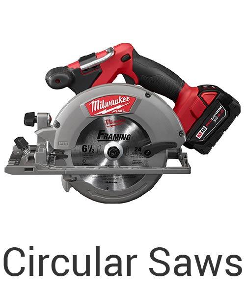 Cordless Circular Saws - Category