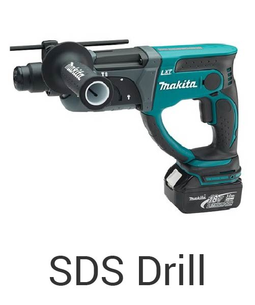 Cordless SDS Drill - Category