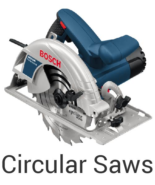 Corded Circular Saw - Category