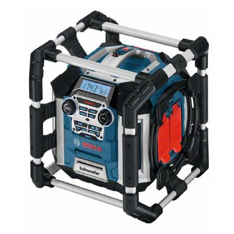 Bosch GML 50 Site Radio Reviews