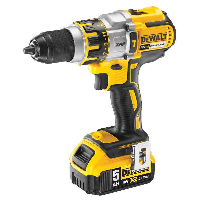 Dewalt 18V XR Brushless Combi Drill Reviews