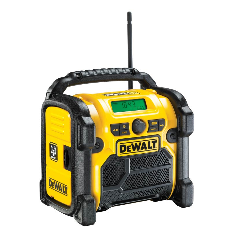 Dewalt XR Compact Site Radio Reviews