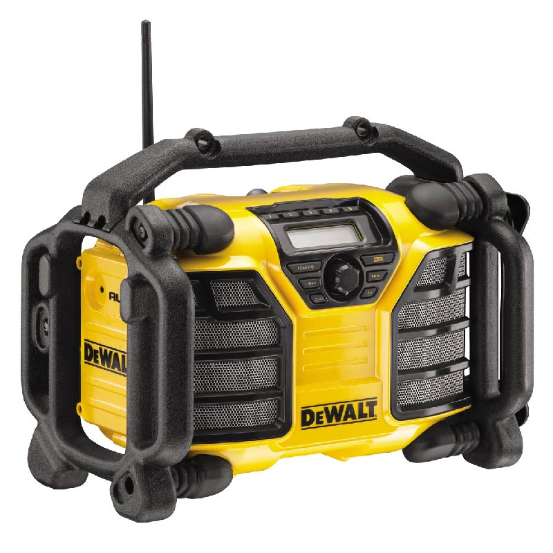 Dewalt XR Site Radio Reviews
