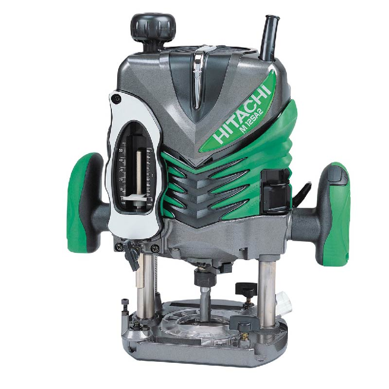 "Hitachi ½"" Plunge Router Reviews"