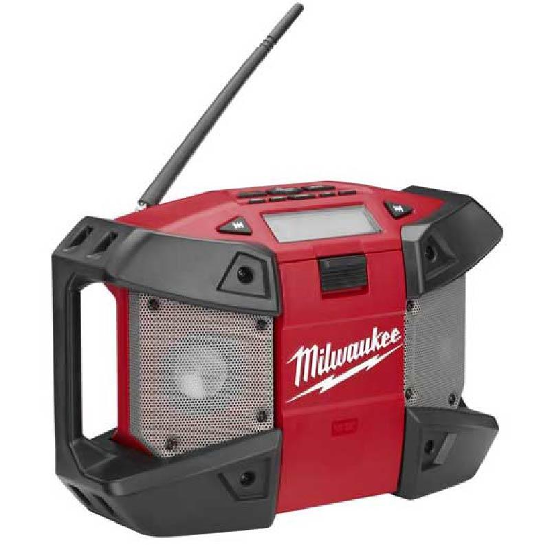 Milwaukee Compact Site Radio Reviews