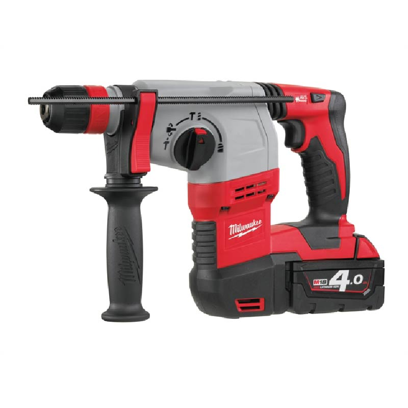 Milwaukee 18V SDS Hammer Drill Reviews