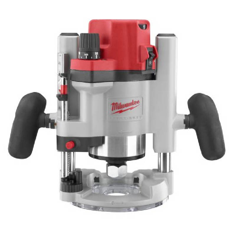 """Milwaukee ½"""" Plunge Router Reviews"""