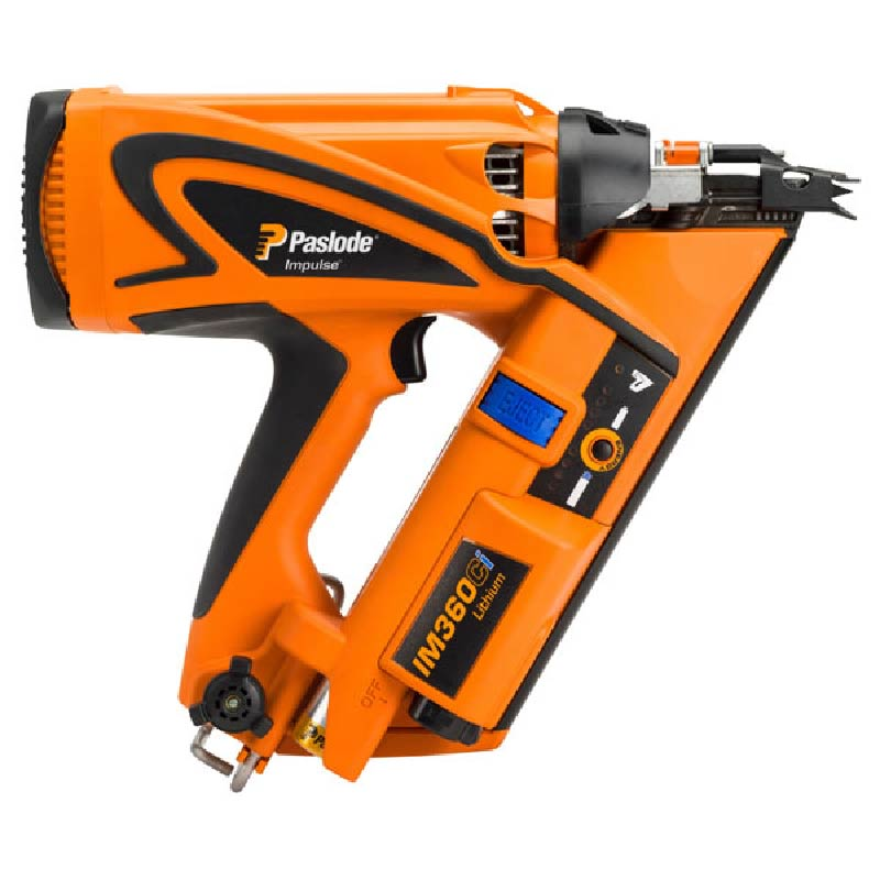 Paslode IM360 Lithium Framing Nailer Reviews