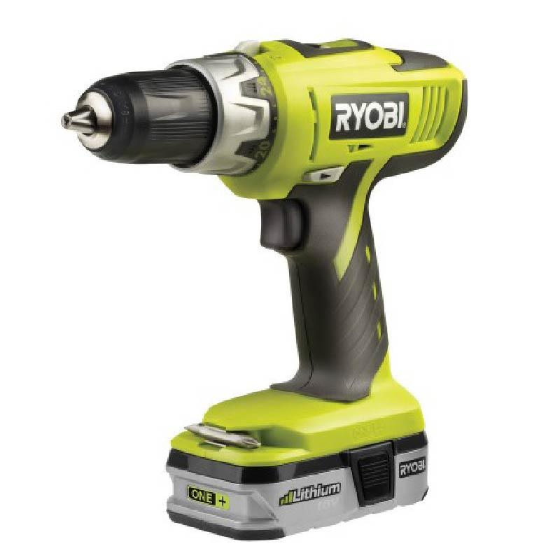 Ryobi ONE+ 18V Brushless Combi Drill