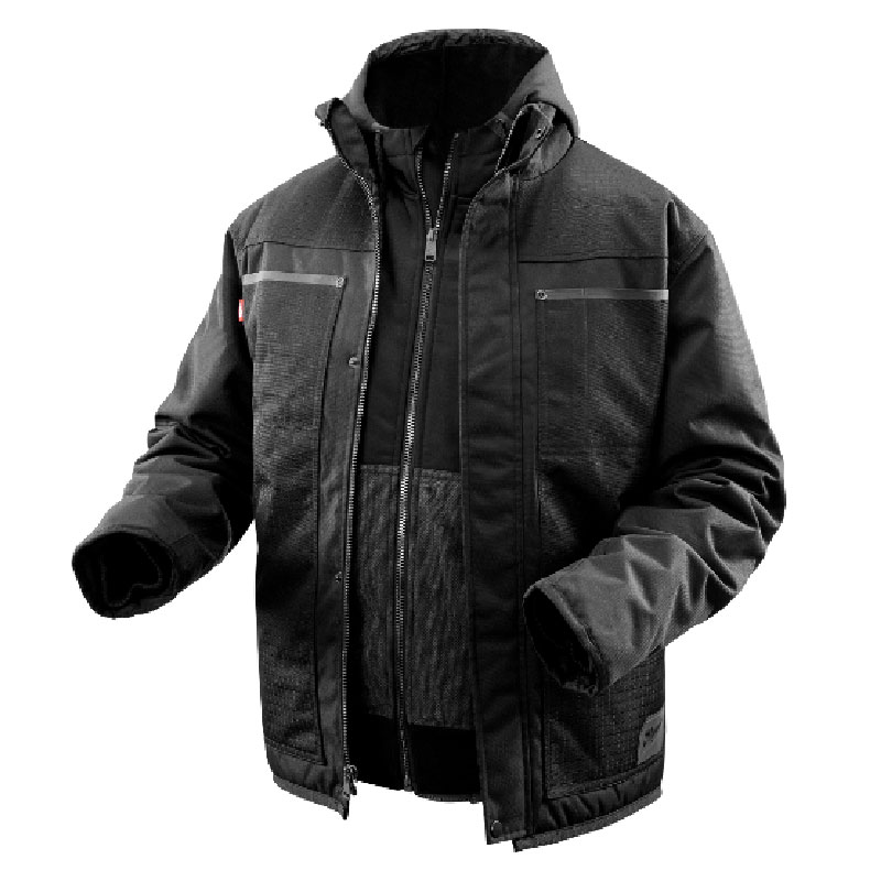 Milwaukee Ripstop Heated Jacket Reviews