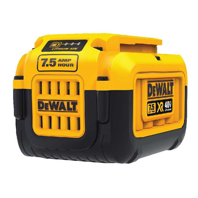DEWALT 40V 7.5Ah Battery Reviews