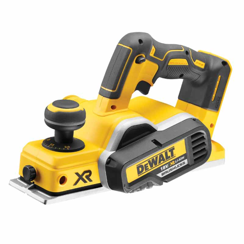 DEWALT 18v XR Brushless Cordless Planer Reviews