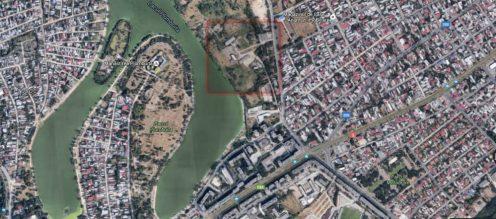 RateLaDezvoltator.ro_Teren Plumbuita Lac_Intrarea Gherghiței - Google Maps