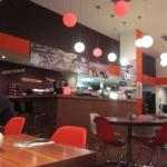 Fine Burger Co Interior 2