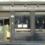 The Brasserie on St John St
