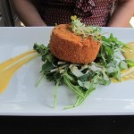 The Brasserie Crab Cake
