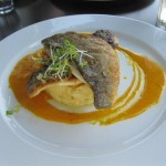 The Brasserie Sea Bass