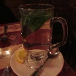 The Iskele Mint Tea