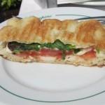 Ciampini Cafe du Jardin Roman Pizza