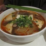 Cafe VN Spicy Vegetarian Pho