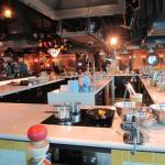 Recipease Cooking Area
