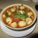 Taste of Siam Tom Yum Hed Soup