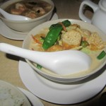 Taste of Siam Kang Ped Jay Green Curry