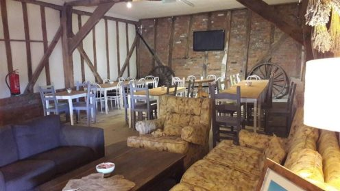 Hitchin Lavender Tea Room