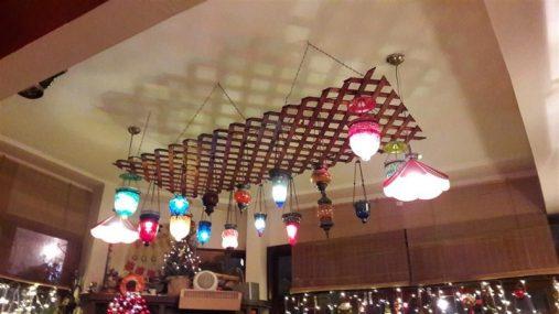 Olive Cafe Decor