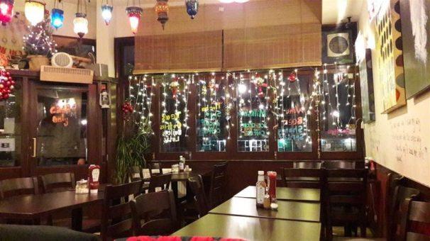 Olive Cafe Interior