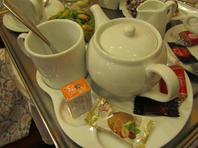 La Bottega del Caffe Tea
